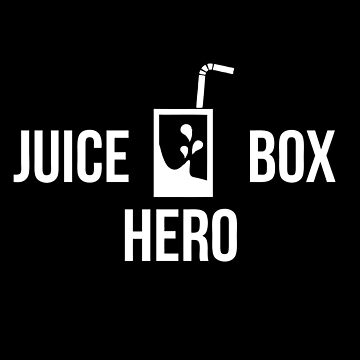 Juice Box Hero! by geekingoutfitte