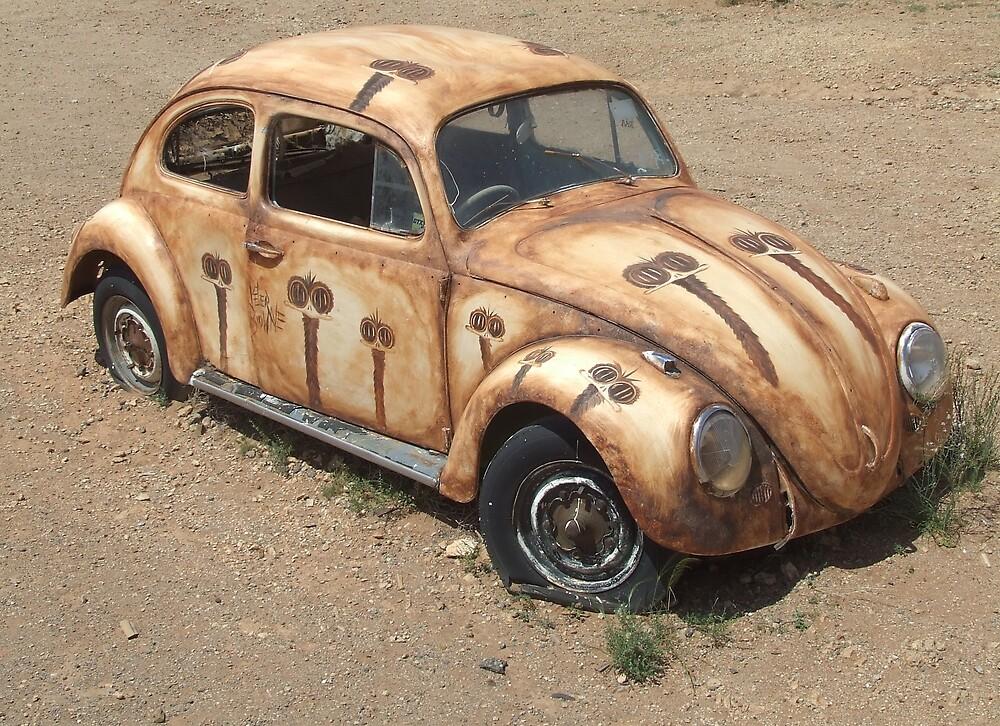 VW Artwork  by Glenda Gardiner