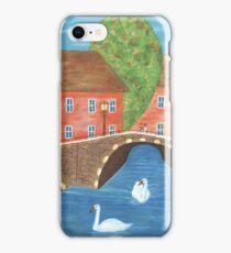 The Cozy Village iPhone Case/Skin