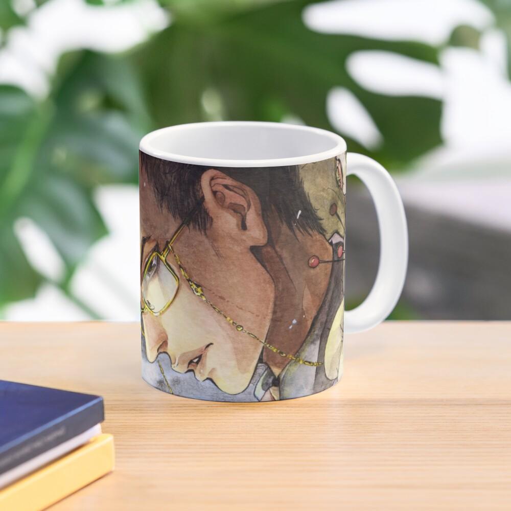Witch Doctor Ozymandias: Ozymandias Brown Mug
