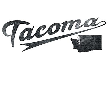 Tacoma, Washington by JohnOdz