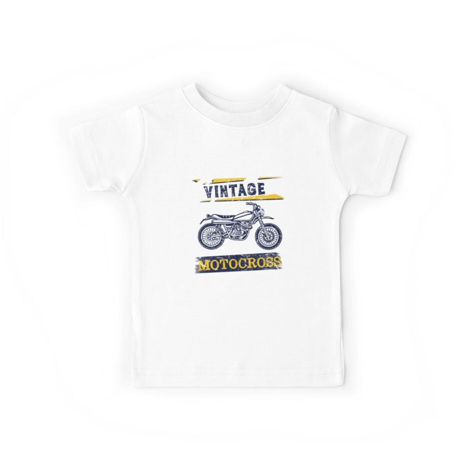 14a60dfcf Vintage Motocross T Shirts - DREAMWORKS