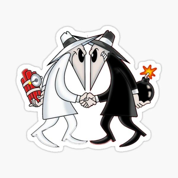 Spy vs. Spy  Sticker