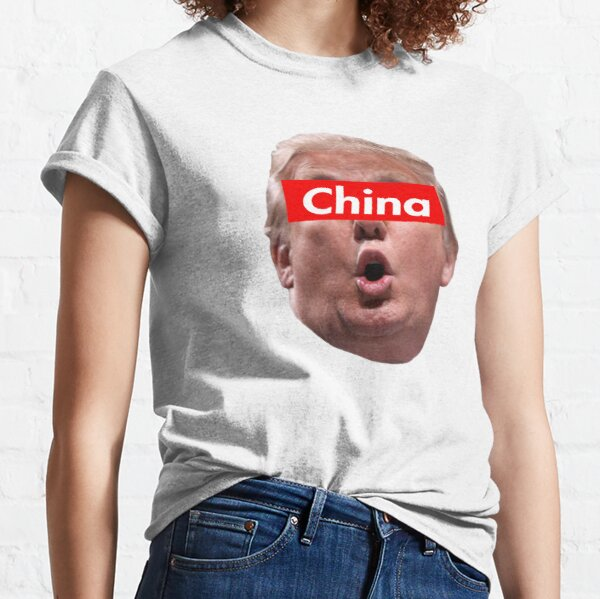 Donald Trump - China Classic T-Shirt