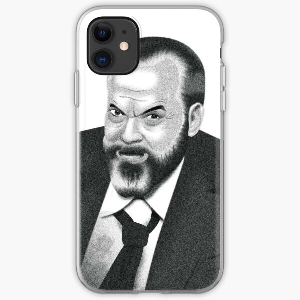 Orson Welles Coque souple iPhone