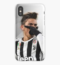 DYBALA MASK  / 2018 VERSION iPhone Case