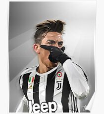 DYBALA MASK  / 2018 VERSION Poster
