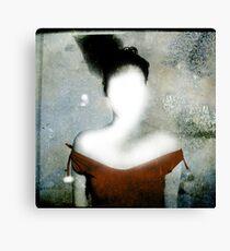 Visages de l'Etrange Canvas Print