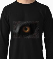The EVIL EYE Of The Eclipse! Lightweight Sweatshirt