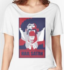 HAIL SATAN Women's Relaxed Fit T-Shirt