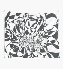 Doodle burst Wall Tapestry