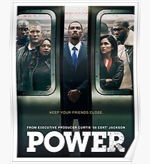 poster of serial 'power' Poster