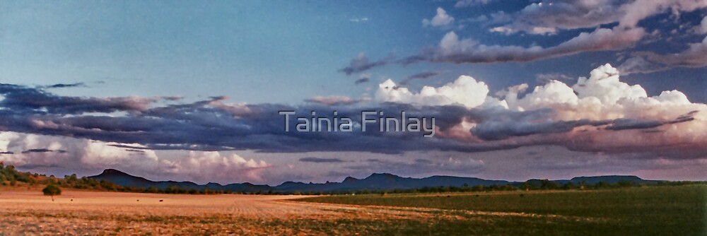 Warrumbungles NP by Tainia Finlay