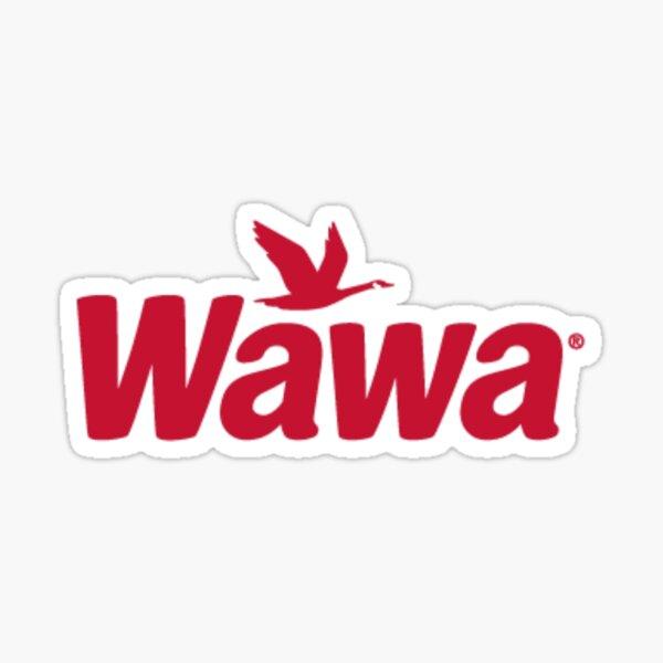Wawa Logo Sticker
