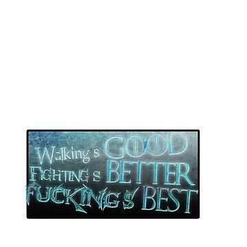 Walkings good by JDempzz