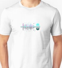 CGA - SKYLINE WHITE T-Shirt