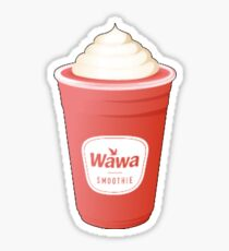Wawa Smoothie Sticker
