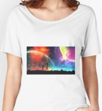 the universe is under no obligation to make sense to you Women's Relaxed Fit T-Shirt