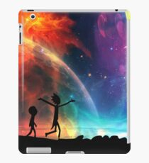 the universe is under no obligation to make sense to you iPad Case/Skin