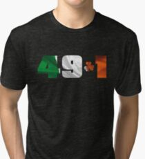 Conor McGregor Floyd Mayweather Fight August 26th Tri-blend T-Shirt