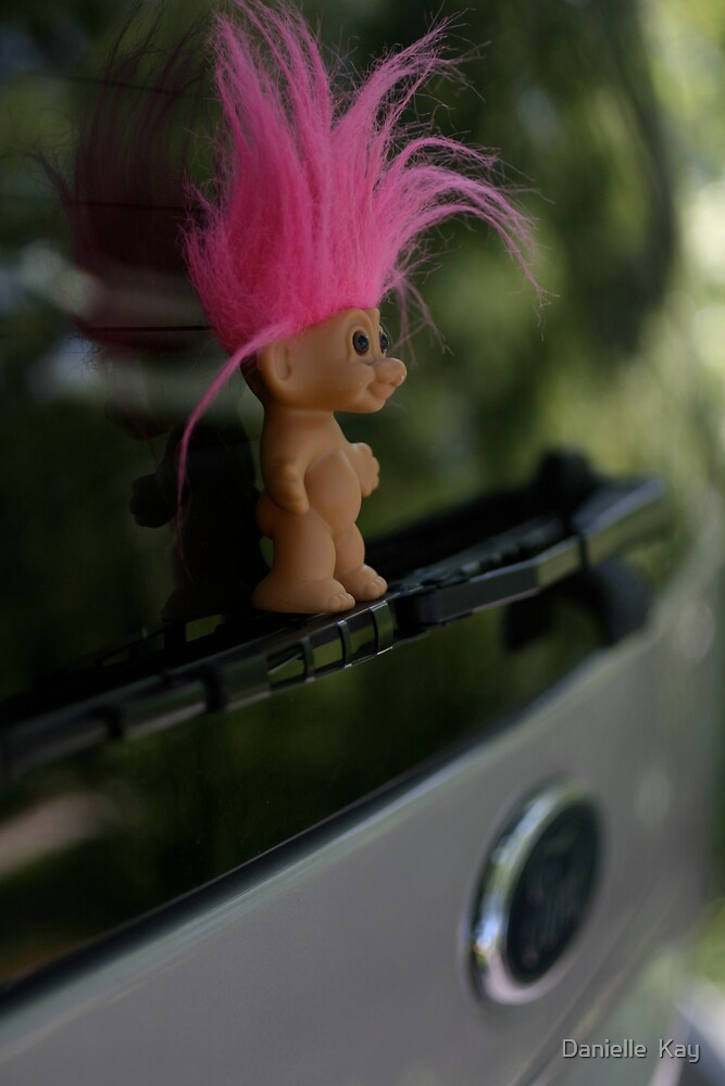 on the wiper by Danielle  Kay