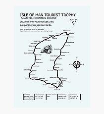 The Isle of Man TT Photographic Print