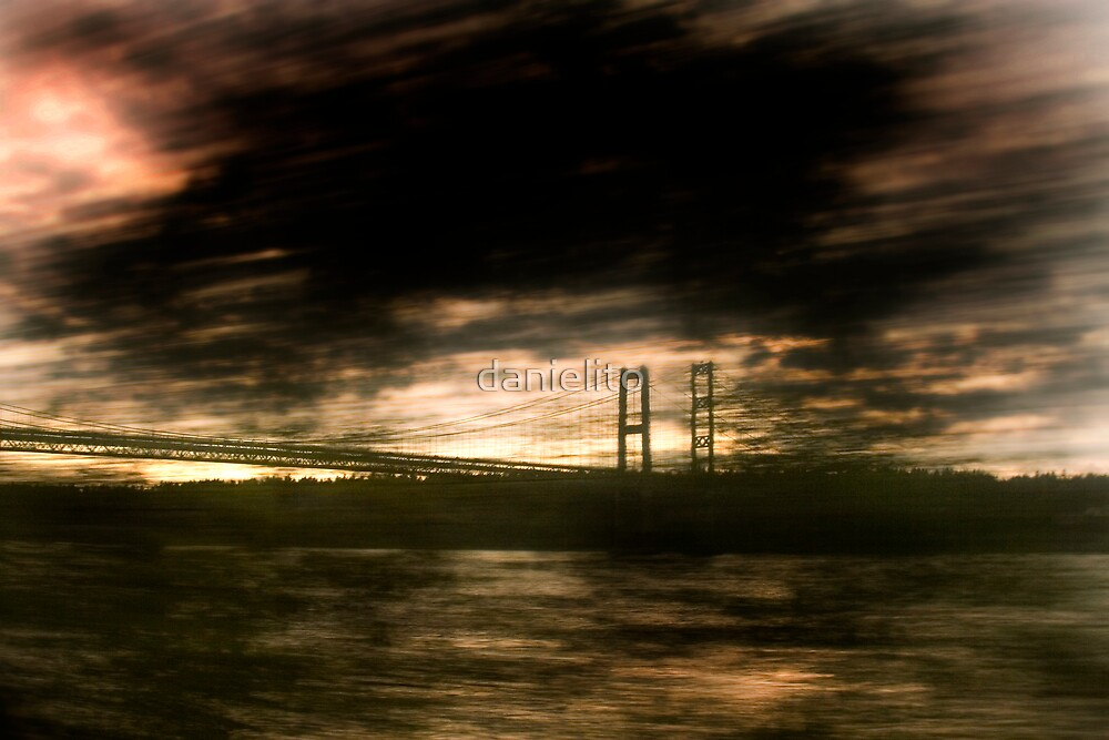 Dark Bridge by danielito