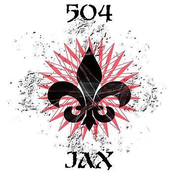 NOLA Sunburst by 504-JAX