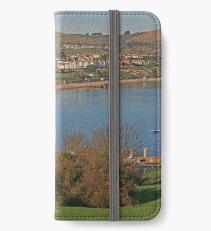 Swanage Bay iPhone Wallet