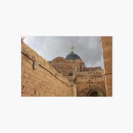Israel Jerusalem Altstadt Historic Town Kreuzweg Way of the Cross Äthiopisches Kloster Convent Abbey Galeriedruck