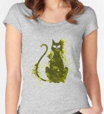 I love my Cat Women's Fitted Scoop T-Shirt