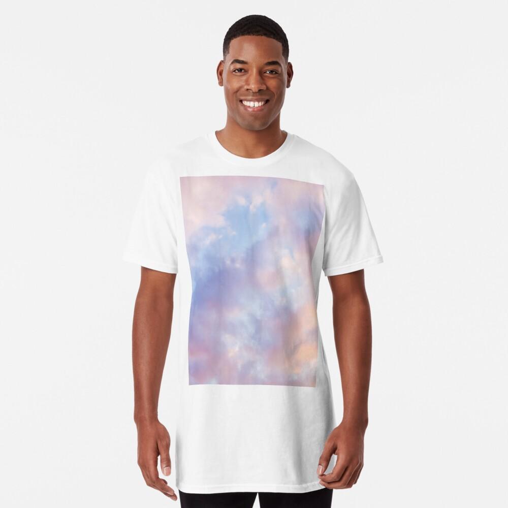 Pink sky Long T-Shirt