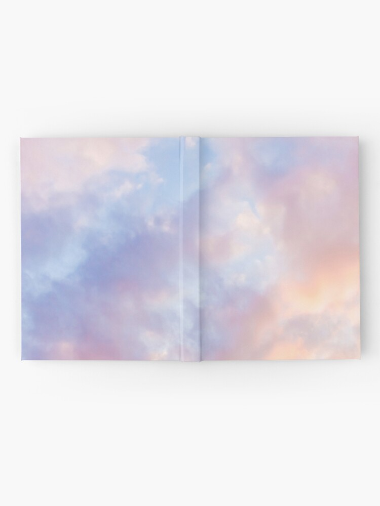 Alternate view of Pink sky Hardcover Journal