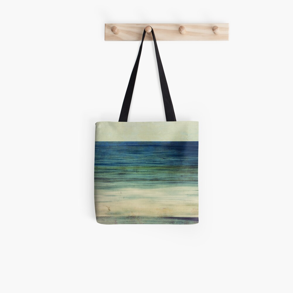 Abstract Seascape No 2 Tote Bag