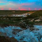 Paint Mines Interpretive Park by Bo Insogna