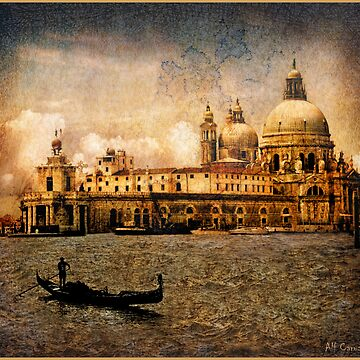 Painted Venice by utherpen