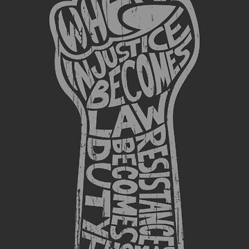 When Injustice Becomes Law... by StudiodeBoer
