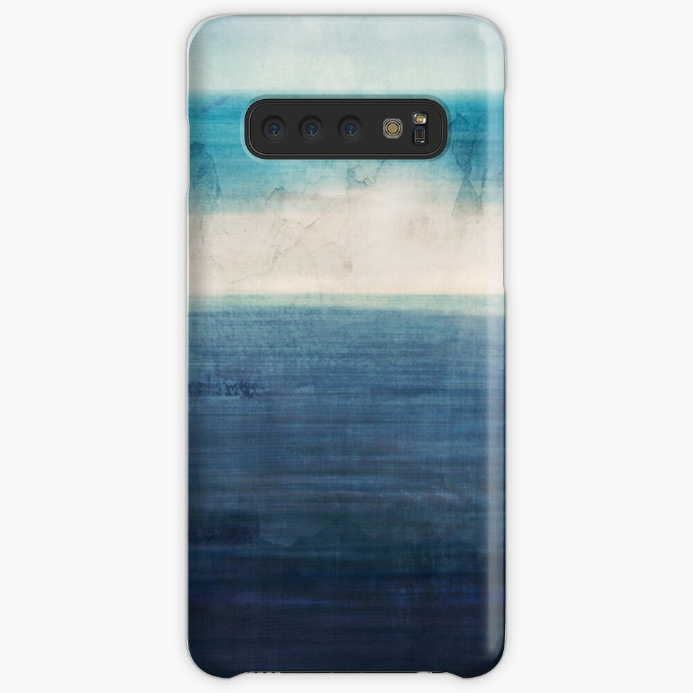 Abstract Seascape No 3 Case & Skin for Samsung Galaxy