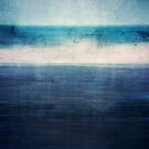 Abstract Seascape No 3 by Sybille Sterk