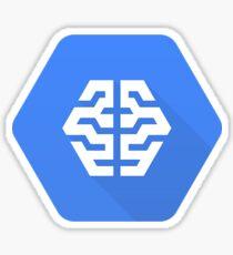 Machine Learning Logo Sticker