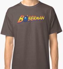 Boberman (Bomberman) Classic T-Shirt