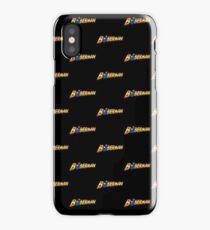 Boberman (Bomberman) iPhone Case/Skin
