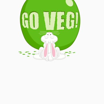 GO VEG! Competition by Rookie