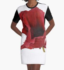 Poppy By Dianna Derhak Graphic T-Shirt Dress