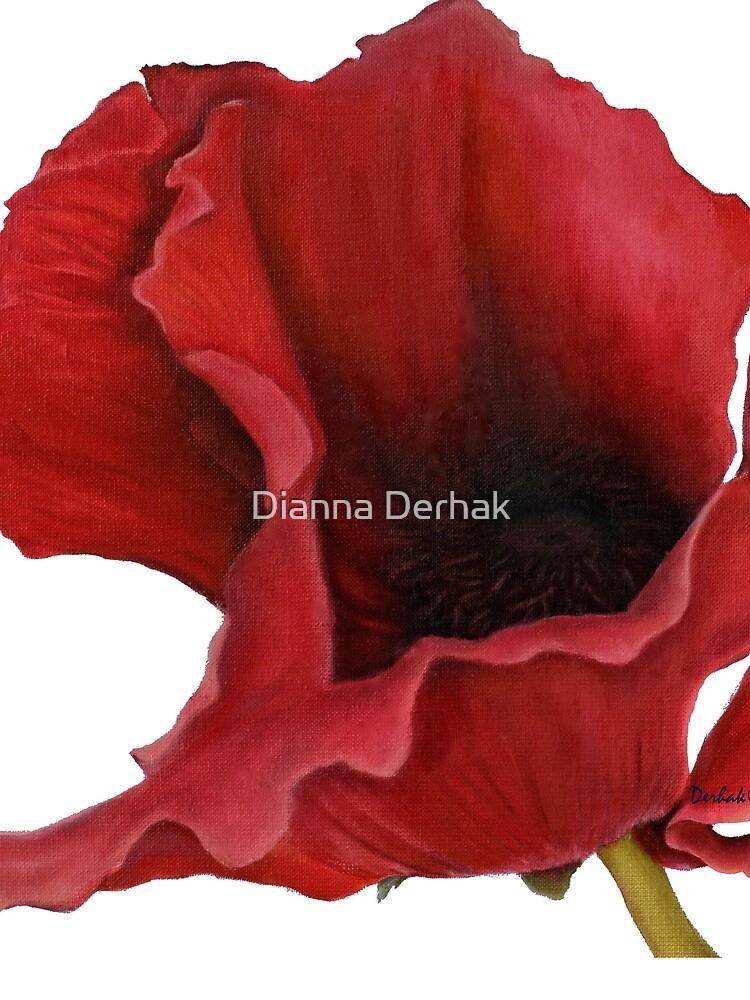 Poppy By Dianna Derhak by DiannaDerhak