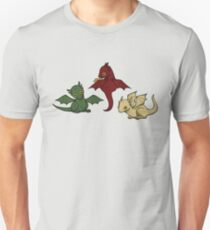 Game of Thrones Dragons T-Shirt