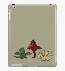 Game of Thrones Dragons iPad Case/Skin