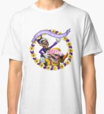 Waluigi and Wario - bromance is magic Classic T-Shirt