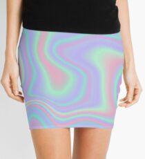 Minifalda Diseño holográfica 2
