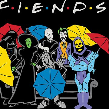 FIENDS by swissarmyshark
